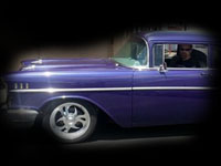 Purple Chevy